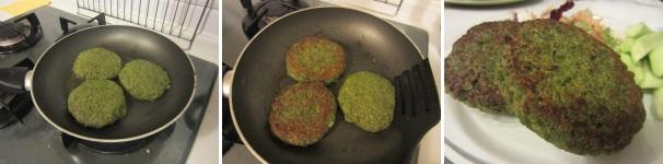hamburger di lenticchie_proc5