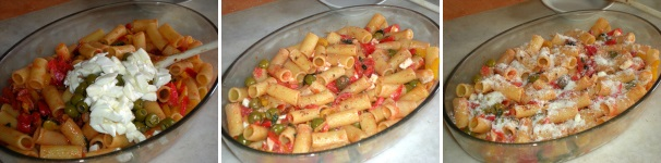 pasta peperoni e mozzarella_procedimento7