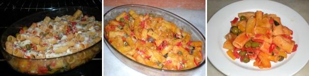 pasta peperoni e mozzarella_procedimento8