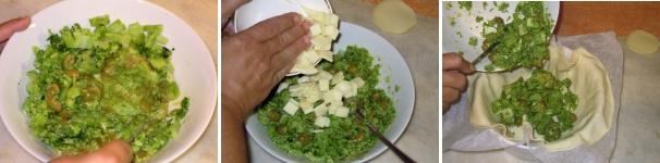 torta salata con broccoli_procedimento 5