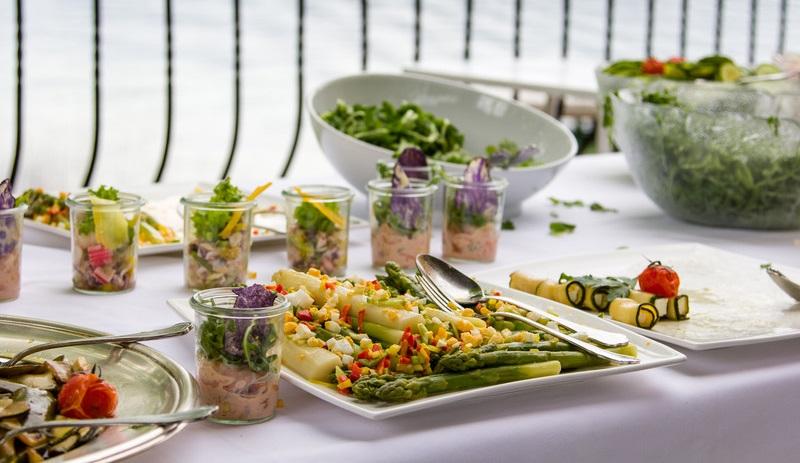 Buffet vegetariano per compleanno cy51 regardsdefemmes for Cucinare vegetariano