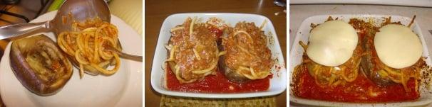 melanzane ripiene di pasta_procedimento4