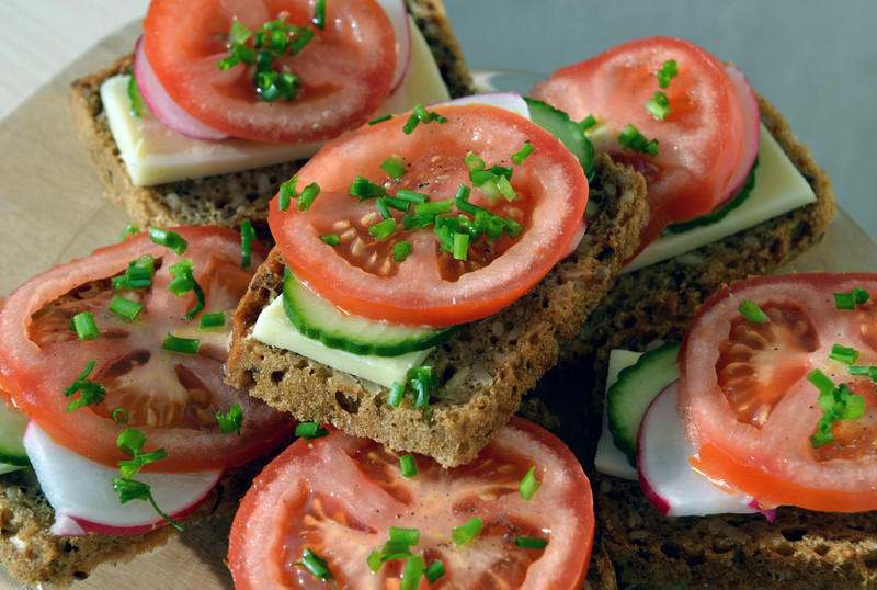 Populaire Ricette per la merenda salata: 10 idee sane e gustose YU73