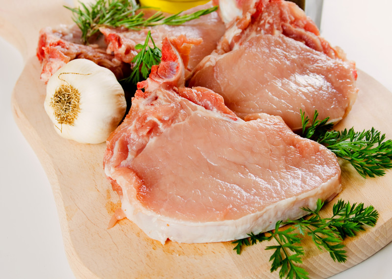 Carne maiale bianca ricetta
