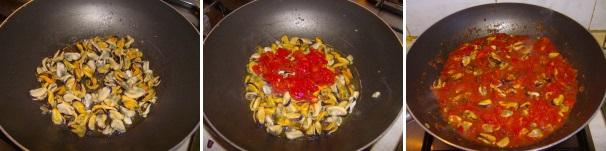 spaghetti con le cozze_procedimento2