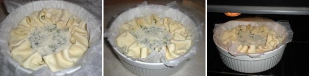 torta cime di rapa emmenthal_ procedimento6