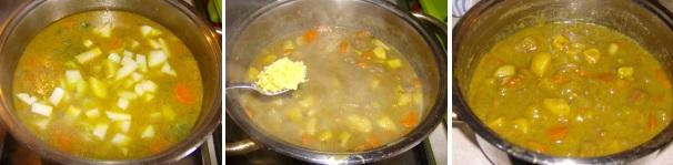 zuppa di manzo e verdure_procedimento3