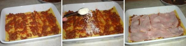 lasagne farcite con prosciutto e fontina_procedimento2
