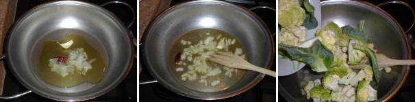 pasta al forno con cavolfiore e scamorza_procedimento2