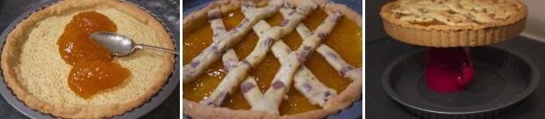 Crostata con albicocche e cioccolato_procedimento5