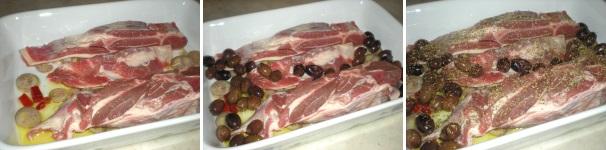 agnello al forno_procedimento2