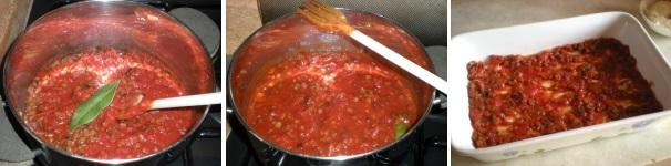 lasagne con melanzane_procedimento3