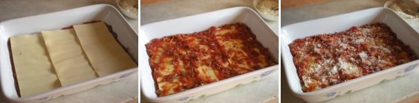 lasagne con melanzane_procedimento4