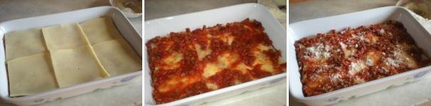 lasagne con melanzane_procedimento5