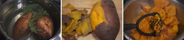 quenelle di patate dolci_procedimento1