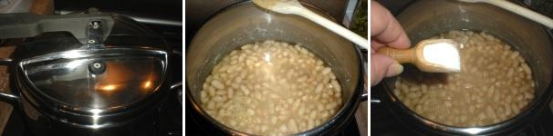 zuppa i cavolo nero e fagioli_procedimento2