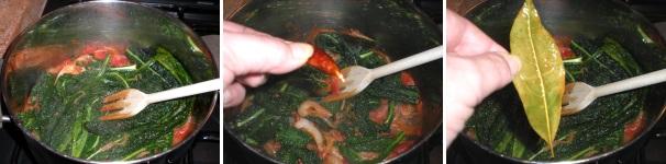 zuppa i cavolo nero e fagioli_procedimento7