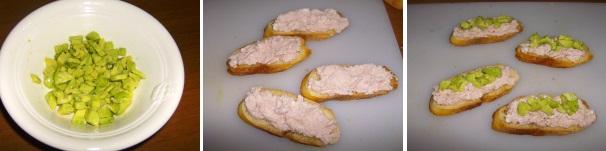crostini con mousse di prosciutto_procedimento3