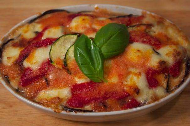 parmigiana di verdure-