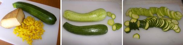 pasta al forno con zucchine_procedimento1