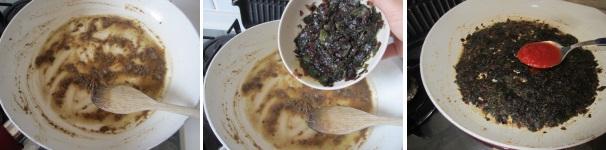 spaghetti con alghe_procedimento3