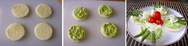 tartine con asparagi_procedimento3