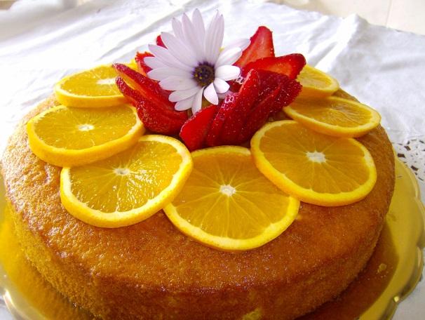 torta arancia_