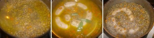 zuppa di lenticchie con salsiccia_procedimento3