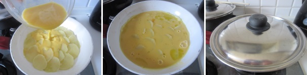 omelette patate e pecorino_procedimento4