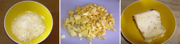 pasta ai quattro formaggi_procedimento1