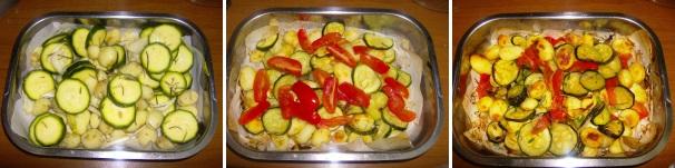 verdure miste arrosto_procedimento3