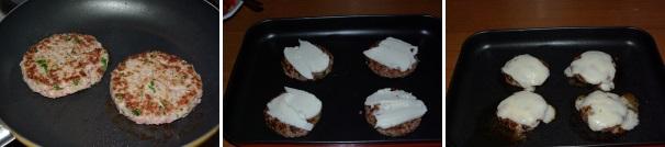 hamburger alla pizzaiola_procedimento2