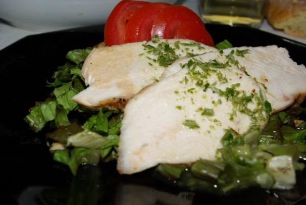 petto di pollo al vino bianco_