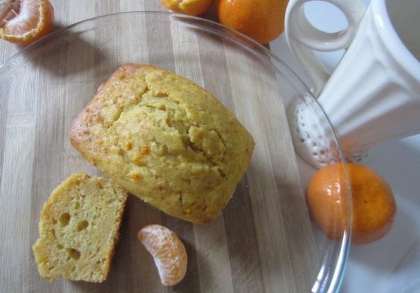 plumcake con mandarini e carote_