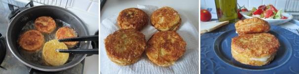 mozzarella in carrozza_proc5