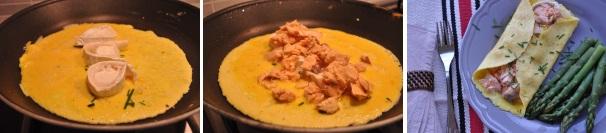 omelette con salmone_proc3