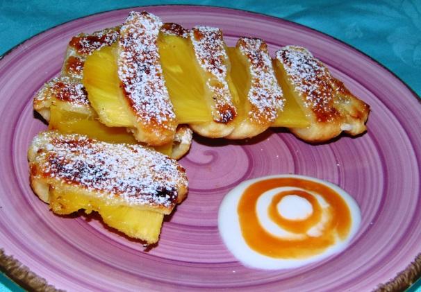 ananas in gabbia_