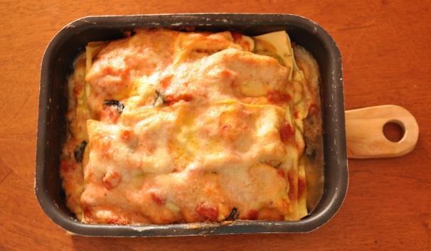lasagne alle zucchine senza lattosio_
