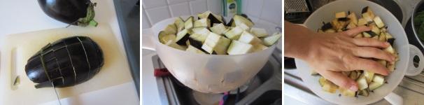 melanzane a funghetto_proc1