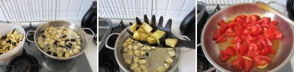 melanzane a funghetto_proc3