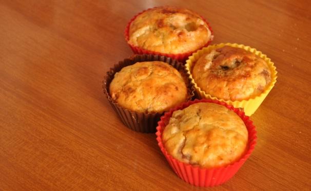 muffin al roquefort e fichi_