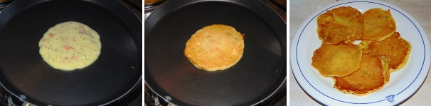 pancakes ai fiori di zucca_proc4