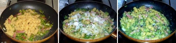pasta con zucchine_proc3