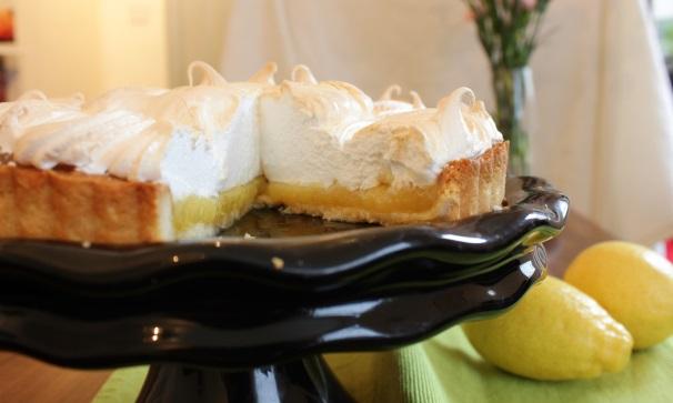 torta meringata al limone_