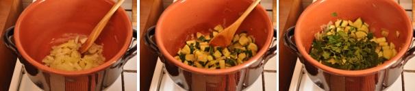 vellutata di patate e zucchine_proc2