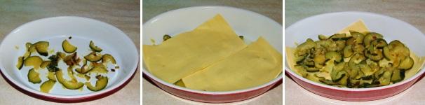 Lasagne con zucchine_proc2