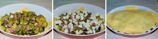 Lasagne con zucchine_proc3