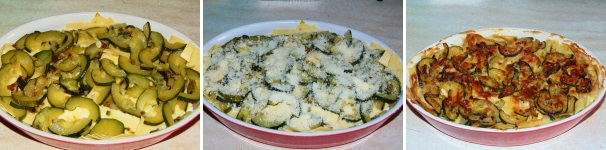 Lasagne con zucchine_proc4