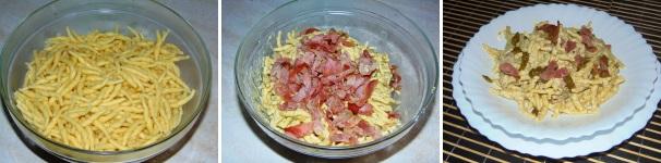 pasta con pesto di pistacchi e speck_proc3