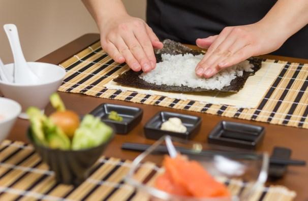 riso sushi